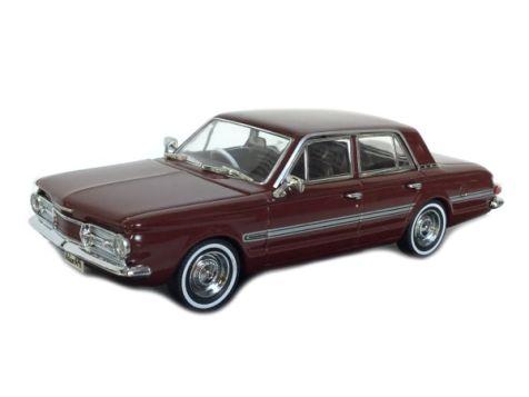 1:43 TRAX Chrysler AP6 Valiant Regal - Maroon - TR81