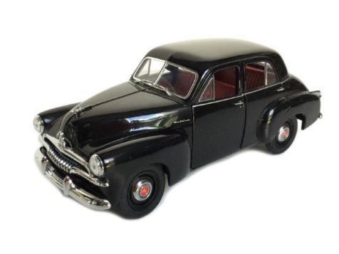 1:24 Trax Holden FJ Special Sedan - Black with Red Interior