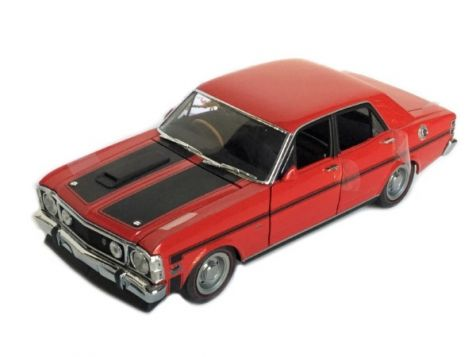 :24 Trax Ford Falcon XW GTHO Phase II in Candy Apple Red