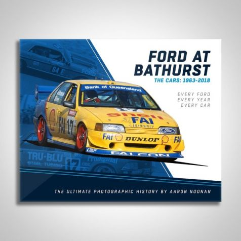 Ford At Bathurst The Cars: 1963-2018