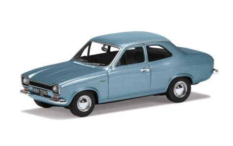 1:43 Corgi 1968 Ford Escort Mk 1 Twin-Cam in Blue Mink VA09524