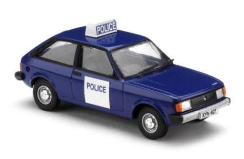 1:43 Vanguards Talbot Sunbeam Metropolitan Police