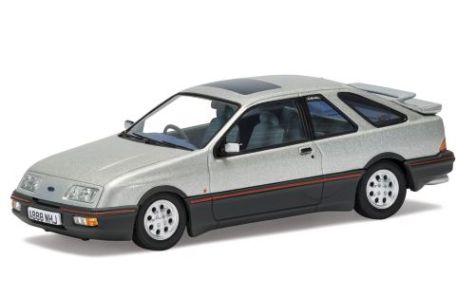 1:43 Corgi Ford Sierra XR4i Press Car VA12204