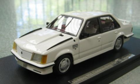 ACE models 1:43 Holden VH Commodore HDT SS Group 3. White
