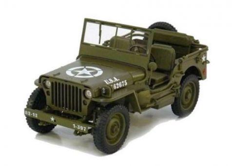 1:18 Military Classics WW II Jeep W18036