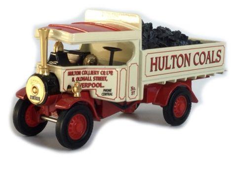 Matchbox - Foden Coal Truck - Item# YAS02-M