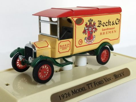 1930 Ford Model A Delivery Van 'XXXX' YGB01