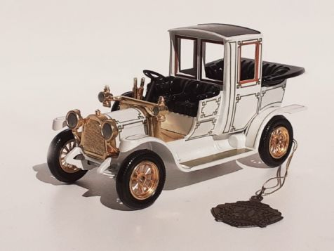 Matchbox 1909 Opel Coupe YMS03