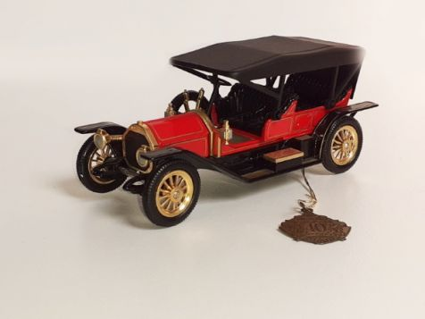 Matchbox 1914 Prince Henry Vauxhall YMS07