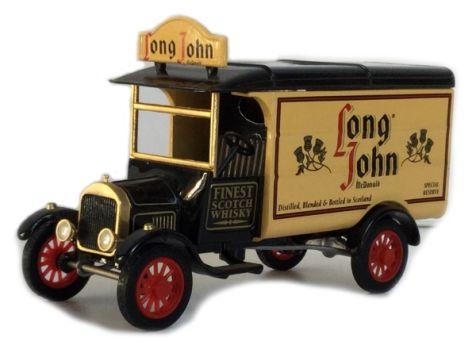 Matchbox - Laphroaig 1937 GMC Van YWG04-M