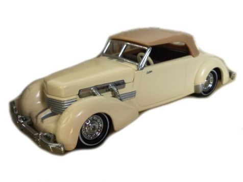 1:43 Matchbox 1938 Lincoln Zephyr YY064/B