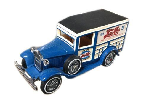 1:40 Matchbox Pepsi Vintage 1932 Ford Woody Wagon YY21A/SA-M