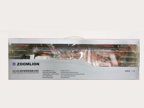 410013 1:50 Zoomlion ZLJ Series Truck-mounted Concrete Pump