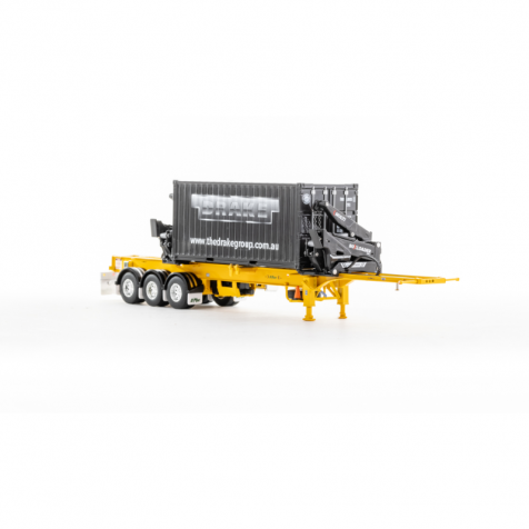 1:50 Drake Collectibles Boxloader in Yellow